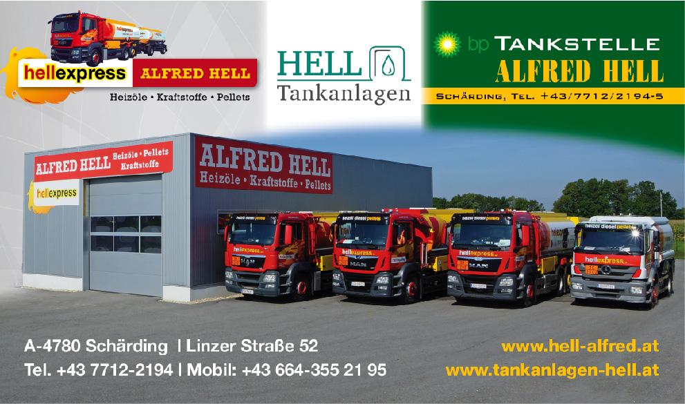 Hell Tankanlagen - Alfred Hell GmbH Schärding Oberösterreich | Online Shop Tankanlagen - Lager- und Transportlösungen für Flüssigkeiten wie Lagerbehälter Transportbehälter Dieseltanks Flüssigdüngertank Wasserbehälter